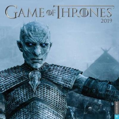 Game of Thrones 2019 Wall Calendar (Calendar): Hbo
