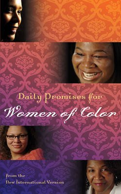 Daily Promises for Women of Color - From the New International Version (Paperback): Zondervan Publishing