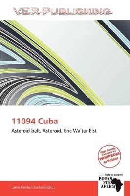11094 Cuba (Paperback):