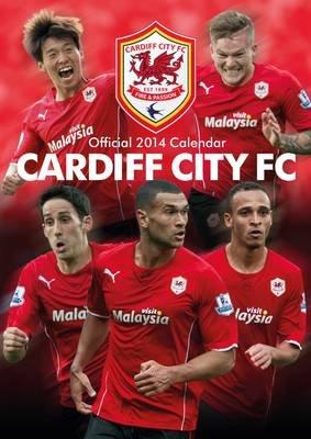 Official Cardiff City 2014 Calendar (Calendar):