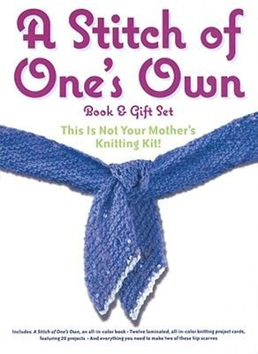 A Stitch of One's Own - This is Not Your Mother's Knitting Kit! (Kit): Cassandra Case