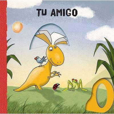 Tu Amigo (Spanish, Board book): Paz Barroso