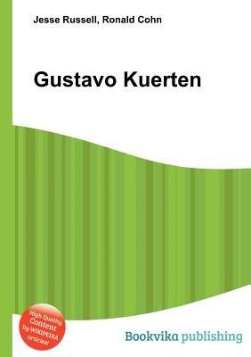 Gustavo Kuerten (Paperback): Jesse Russell, Ronald Cohn