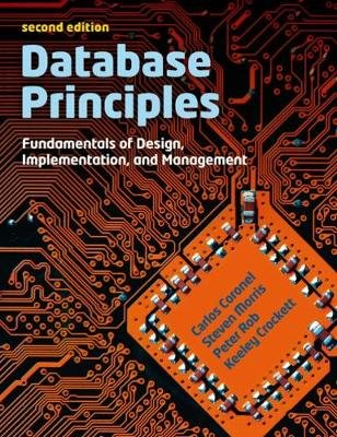 Database Principles - Fundamentals of Design, Implementations and Management (with CourseMate and eBook Access Card)...