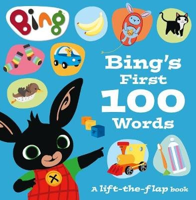 Bing's First 100 Words (Board book, Edition):
