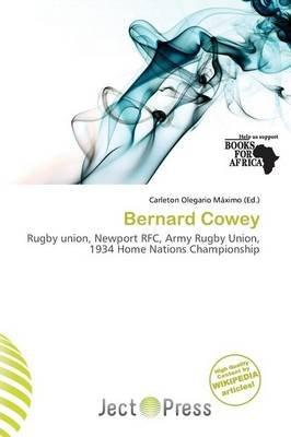 Bernard Cowey (Paperback):