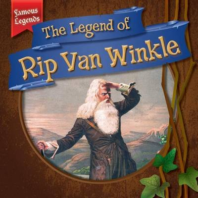 The Legend of Rip Van Winkle (Hardcover): Mark Harasymiw