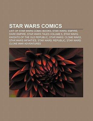 Star Wars Comics - List of Star Wars Comic Books, Star Wars: Empire