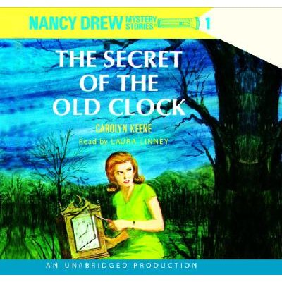 Nancy Drew #1 - The Secret of the Old Clock (Audio cassette): Keene