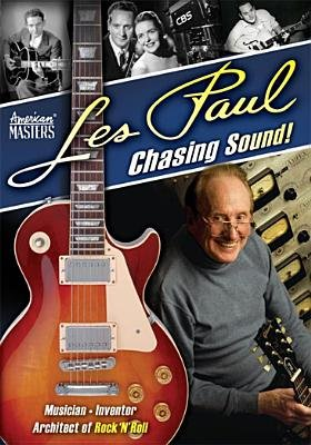 Les Paul - Chasing Sound! (Region 1 Import DVD):