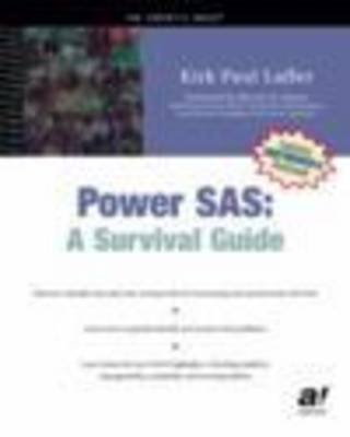 Power SAS - A Survival Guide (Hardcover, 1st ed.): Darlynn Lafler