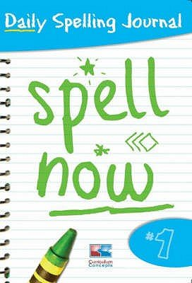 Spell Now, Bk. 1 (Paperback): Curriculum Concepts