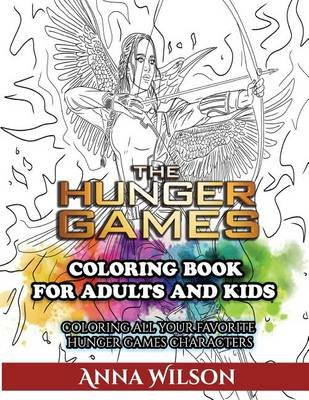 104+ Hunger Games Coloring Book Picture HD