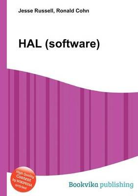 Hal (Software) (Paperback): Jesse Russell, Ronald Cohn