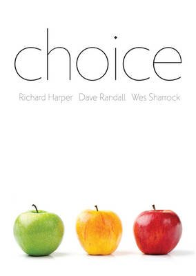 Choice (Hardcover): Richard Harper, Dave Randall, Wes Sharrock