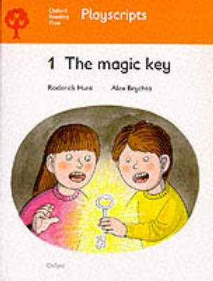 Oxford Reading Tree: Stage 5: Playscripts: 1: The Magic Key (Paperback): Jacquie Buttriss, Ann Callander