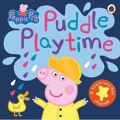 Peppa Pig: Puddle Playtime (Board book): Peppa Pig