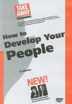 How to Develop Your People - 1 PAL DVD 12 Minutes Unrated, Closed Captions [ TAT113 ] (DVD):