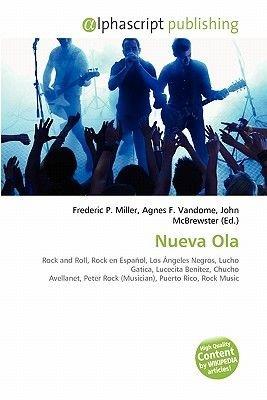 Nueva Ola (Paperback): Frederic P. Miller, Agnes F. Vandome, John McBrewster