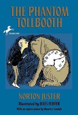 Phantom Tollbooth (Hardcover, Turtleback Scho): Norton Juster