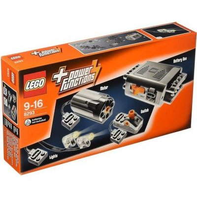 LEGO Technic - Power Functions Motor Set: