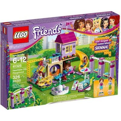 LEGO Friends - Heartlake City Playground: