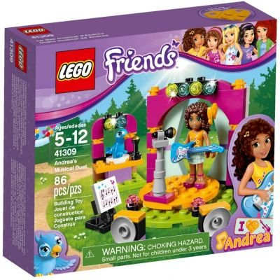 LEGO Friends - Andrea's Musical Duet: