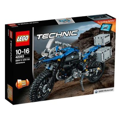 LEGO Technic - BMW R 1200 GS Adventure: