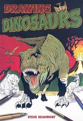 Drawing Dinosaurs (Paperback): Steve Beaumont