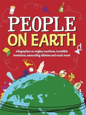 People on Earth - The World in Infographics (Paperback): Jon Richards, Ed Simkins