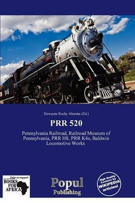 Prr 520 (Paperback): Dewayne Rocky Aloysius