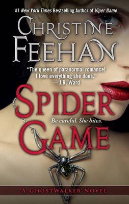 Spider Game (Large print, Hardcover, large type edition): Christine Feehan