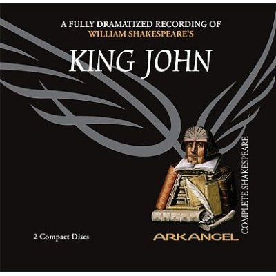 King John (Standard format, CD): William Shakespeare