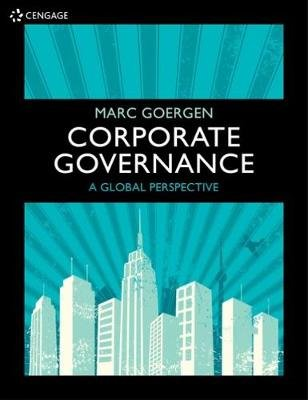 Corporate Governance - A Global Perspective (Paperback, New edition): Marc Goergen