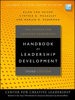 The Center for Creative Leadership Handbook of Leadership Development (Electronic book text, 3rd Revised edition): Ellen Van...