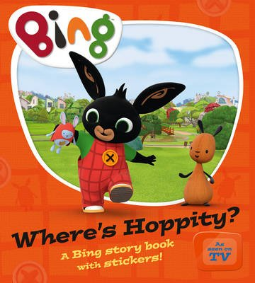 Bing - Where's Hoppity? (Electronic book text):
