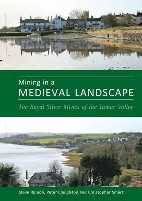 Mining in a Medieval Landscape - The Royal Silver Mines of the Tamar Valley (Hardcover, New): Steve Rippon, Peter Claughton,...