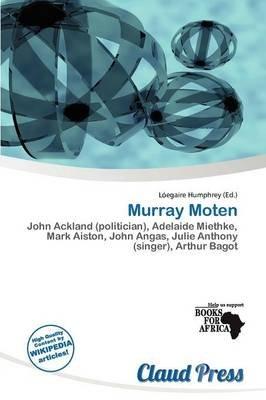 Murray Moten (Paperback): L. Egaire Humphrey