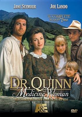Dr. Quinn, Medicine Woman - Complete Season Two (Region 1 Import DVD): Jane Seymour, Joe Lando