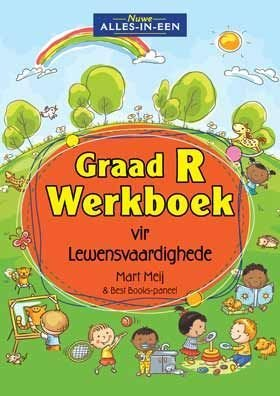 Nuwe Alles-In-Een Graad R Werkboek: Ons Doen Lewensvaardighede (Afrikaans, Paperback): Mart Meij, Best Books Panel