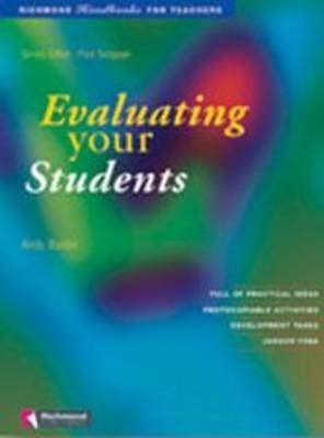 Evaluating your Students (Board book): Andy Baxter