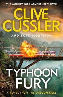 Typhoon Fury (Paperback): Clive Cussler, Boyd Morrison