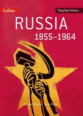 Russia 1855-1964 (Paperback): Derrick Murphy, Terry Morris