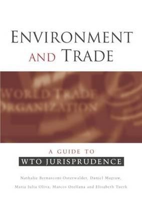Environment and Trade - A Guide to WTO Jurisprudence (Paperback): Nathalie Bernasconi-Osterwalder, Daniel Magraw, Maria Julia...