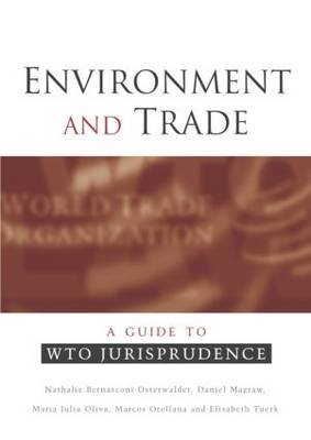 Environment and Trade - A Guide to WTO Jurisprudence (Paperback): Nathalie Bernasconi-Osterwalder, Daniel Magraw, Maria Julia...