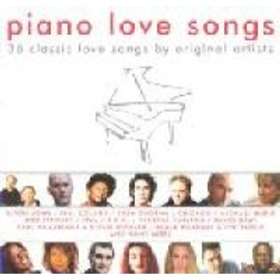 Piano Love Songs (CD): Various Artists