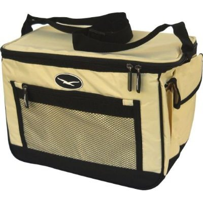 Seagull 30 Can Cooler Bag (Beige) (20 Litre):
