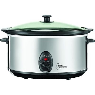 Mellerware Executive Supreme Slow Cooker (6.5L):