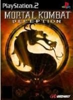Mortal Kombat - Deception (PlayStation 2, DVD-ROM):