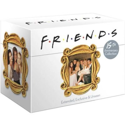 Friends - The Complete Collection - Seasons 1-10 (DVD, Boxed set)